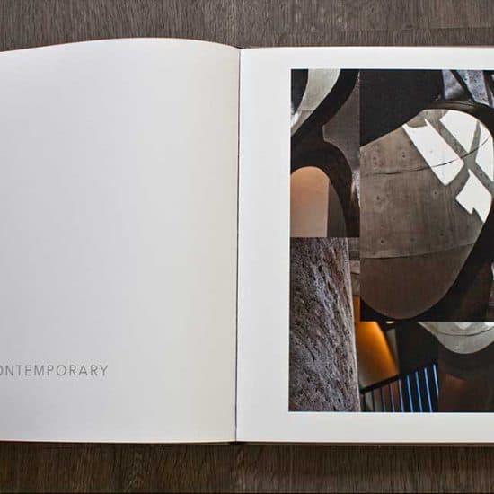 Artist Book Binneste Buite Codex